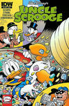 Cover for Uncle Scrooge (IDW, 2015 series) #3 / 407 [Cover A]