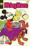 Cover for Mickey Mouse (Western, 1962 series) #188 [Whitman]