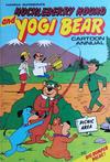 Cover for Huckleberry Hound and Yogi Bear Cartoon Annual (World Distributors, 1981 series) #1981