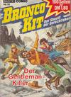 Cover for Bronco Kit (Bastei Verlag, 1982 series) #10
