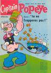 Cover for Cap'tain présente Popeye (spécial) (Société Française de Presse Illustrée (SFPI), 1962 series) #39