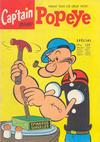 Cover for Cap'tain présente Popeye (spécial) (Société Française de Presse Illustrée (SFPI), 1962 series) #46