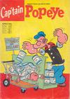 Cover for Cap'tain présente Popeye (spécial) (Société Française de Presse Illustrée (SFPI), 1962 series) #50