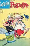 Cover for Cap'tain présente Popeye (spécial) (Société Française de Presse Illustrée (SFPI), 1962 series) #106