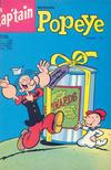 Cover for Cap'tain présente Popeye (spécial) (Société Française de Presse Illustrée (SFPI), 1962 series) #107