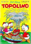 Cover for Topolino (Arnoldo Mondadori Editore, 1949 series) #939