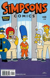 Cover for Simpsons Comics (Bongo, 1993 series) #221