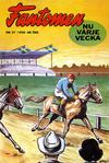 Cover for Fantomen (Semic, 1963 series) #27/1958