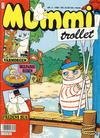 Cover for Mummitrollet (Semic, 1993 series) #3/1996