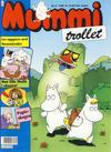 Cover for Mummitrollet (Semic, 1993 series) #8/1995