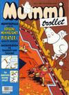 Cover for Mummitrollet (Semic, 1993 series) #4/1995