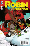 Cover for Robin: Son of Batman (DC, 2015 series) #1