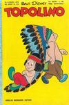 Cover for Topolino (Arnoldo Mondadori Editore, 1949 series) #213