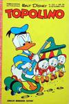 Cover for Topolino (Arnoldo Mondadori Editore, 1949 series) #252