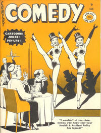Cover Thumbnail for Comedy (Marvel, 1951 ? series) #[69]