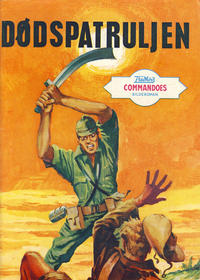 Cover Thumbnail for Commandoes (Fredhøis forlag, 1973 series) #118