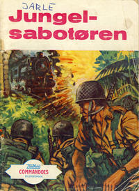 Cover Thumbnail for Commandoes (Fredhøis forlag, 1973 series) #119