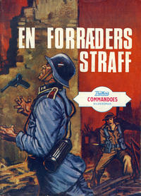 Cover Thumbnail for Commandoes (Fredhøis forlag, 1973 series) #121