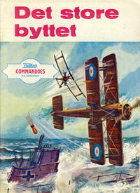 Cover Thumbnail for Commandoes (Fredhøis forlag, 1973 series) #122