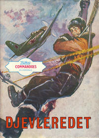 Cover Thumbnail for Commandoes (Fredhøis forlag, 1973 series) #123