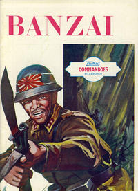 Cover Thumbnail for Commandoes (Fredhøis forlag, 1973 series) #124