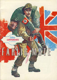 Cover Thumbnail for Commandoes (Fredhøis forlag, 1973 series) #126