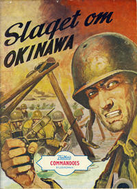 Cover Thumbnail for Commandoes (Fredhøis forlag, 1973 series) #131