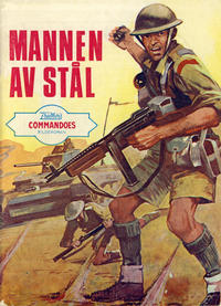 Cover Thumbnail for Commandoes (Fredhøis forlag, 1973 series) #132