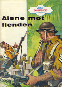 Cover Thumbnail for Commandoes (Fredhøis forlag, 1973 series) #134