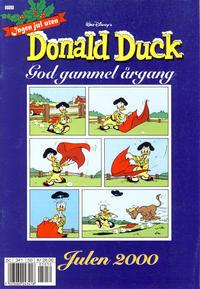 Cover Thumbnail for Donald Duck God gammel årgang (Hjemmet / Egmont, 1996 series) #2000