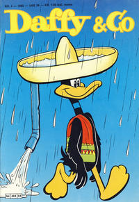 Cover Thumbnail for Daffy & Co (Semic, 1985 series) #4/1985