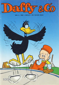 Cover Thumbnail for Daffy & Co (Semic, 1985 series) #6/1985