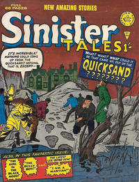 Cover Thumbnail for Sinister Tales (Alan Class, 1964 series) #86