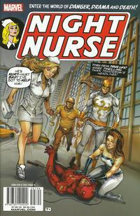 Cover Thumbnail for Night Nurse (Marvel, 2015 series) #1