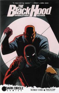 Cover Thumbnail for The Black Hood (Archie, 2015 series) #4 [Francesco Francavilla Standard Cover]
