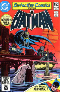 Cover Thumbnail for Detective Comics (DC, 1937 series) #498 [Direct]