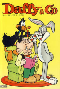 Cover Thumbnail for Daffy & Co (Semic, 1985 series) #6/1986