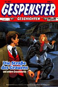 Cover Thumbnail for Gespenster Geschichten (Bastei Verlag, 1974 series) #653