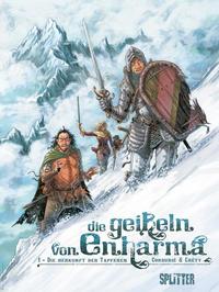 Cover Thumbnail for Die Geißeln von Enharma (Splitter Verlag, 2012 series) #1 - Die Herkunft der Tapferen