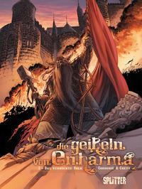 Cover Thumbnail for Die Geißeln von Enharma (Splitter Verlag, 2012 series) #2 - Das verrückte Volk