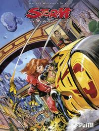 Cover Thumbnail for Storm (Splitter Verlag, 2008 series) #28 - Das Rennen von Opal