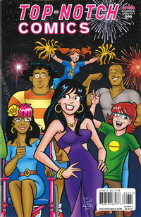 Cover Thumbnail for Archie (Archie, 1959 series) #666 [Dan Parent Veronica Variant Cover]