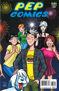 Cover Thumbnail for Archie (Archie, 1959 series) #666 [Dan Parent Jughead Variant Cover]