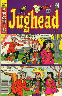 Cover Thumbnail for Jughead (Archie, 1965 series) #261
