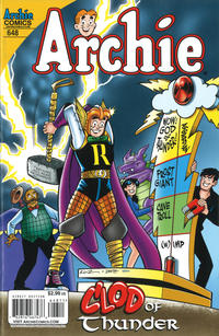Cover Thumbnail for Archie (Archie, 1959 series) #648
