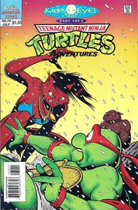 Cover Thumbnail for Teenage Mutant Ninja Turtles Adventures (Archie, 1989 series) #70