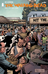 Cover Thumbnail for The Walking Dead (Image, 2003 series) #142
