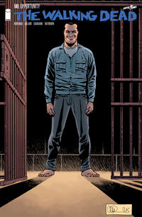 Cover for The Walking Dead (Image, 2003 series) #141