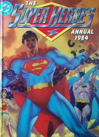 Cover Thumbnail for The Super Heroes Annual (Egmont UK, 1984 series)