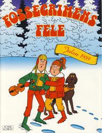 Cover Thumbnail for Fossegrimens fele (Semic, 1989 series) #1989